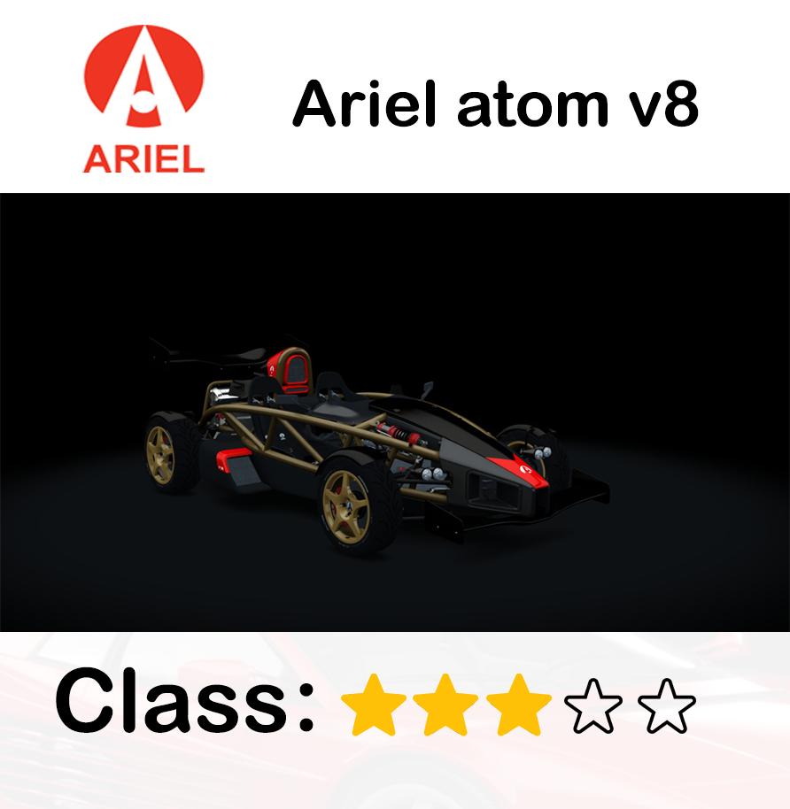 Ariel_atom_v8