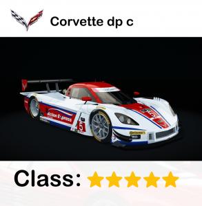 Corvette dp c