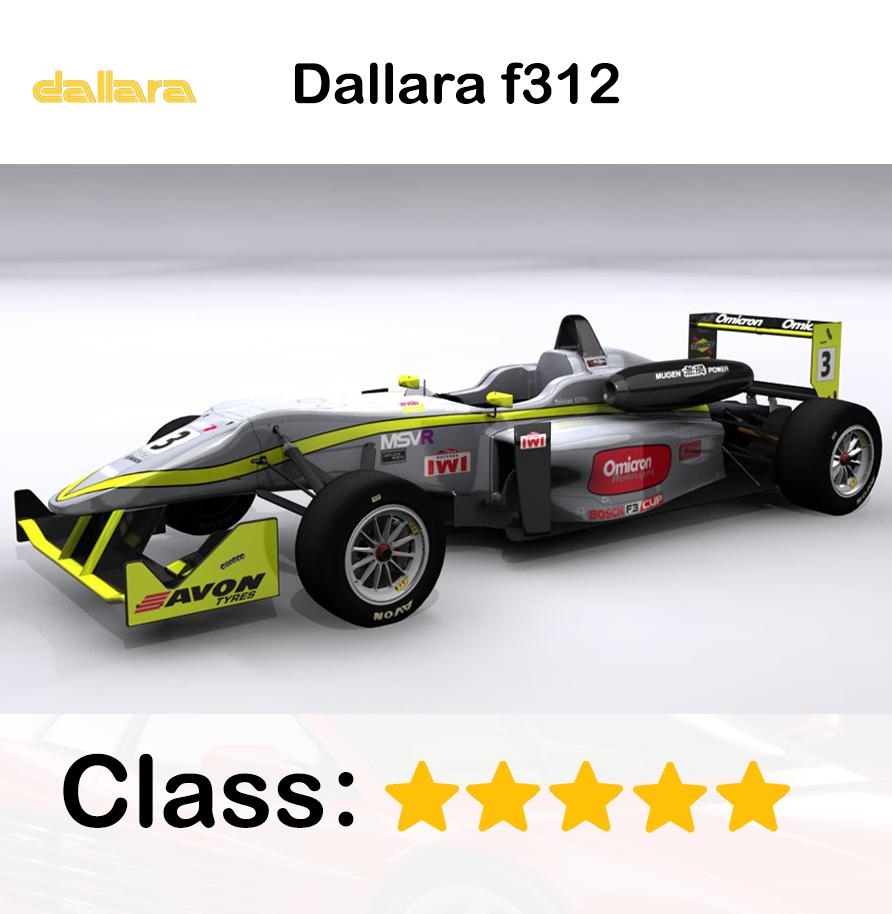 Dallara f312