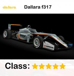 Dallara f317