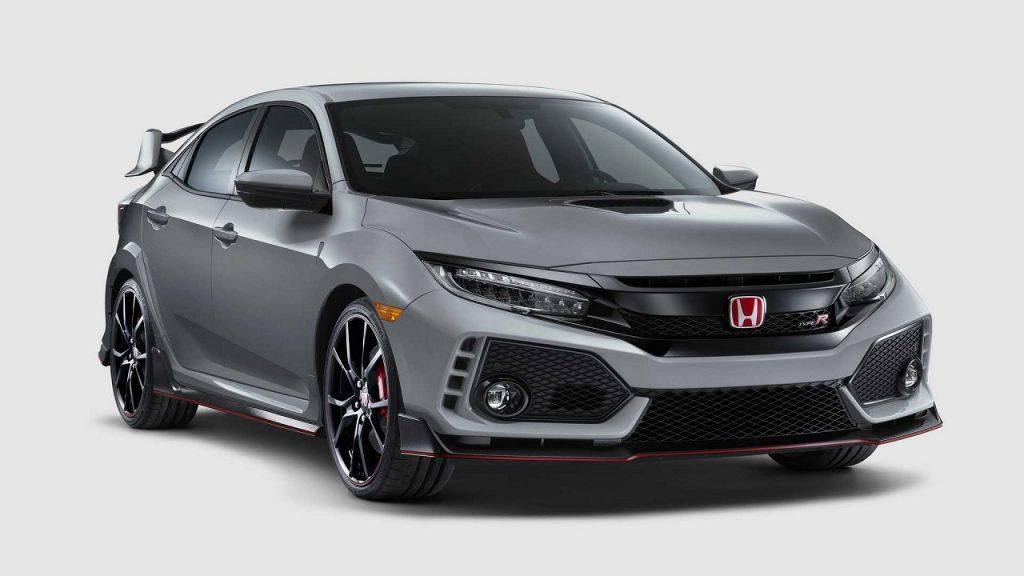 รู้จักกับ Honda civic Type R