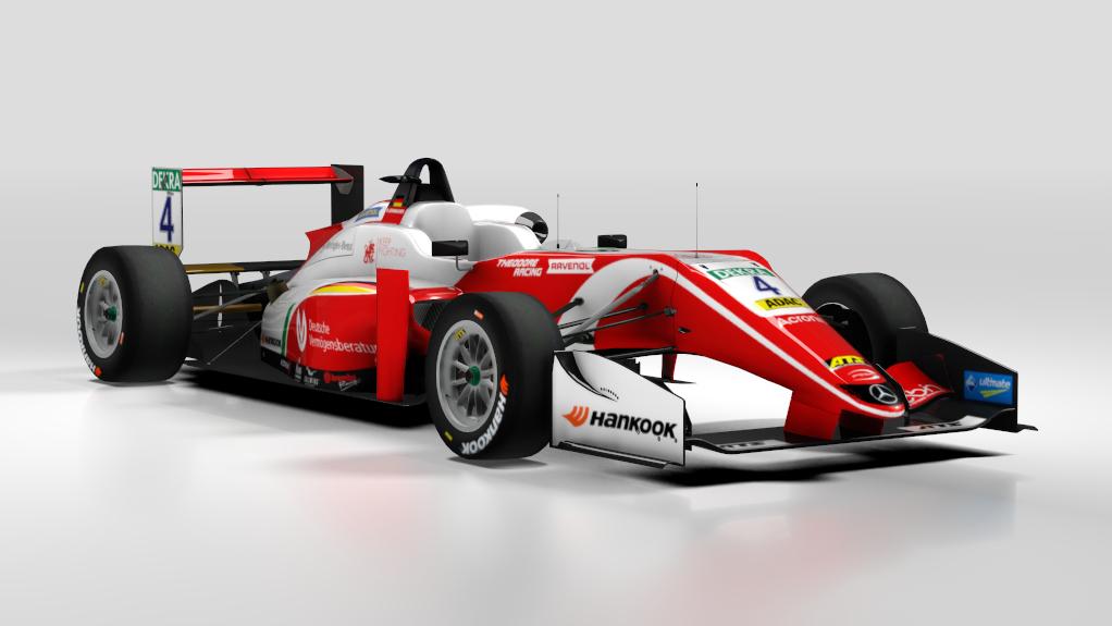 รู้จักกับ Dallara F317