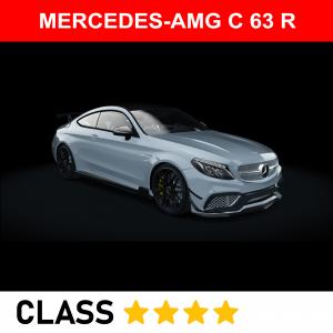 MERCEDES-AMG C 63 R