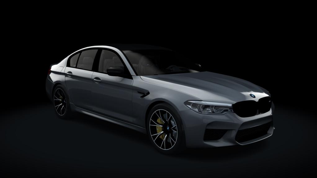 BMW M5 F90 CSPN