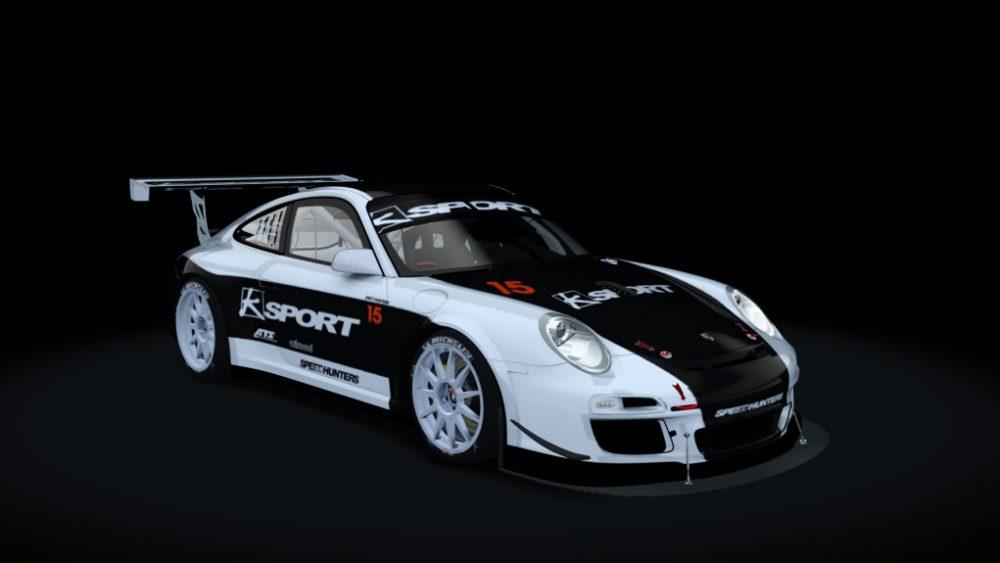 Porsche 997 cup