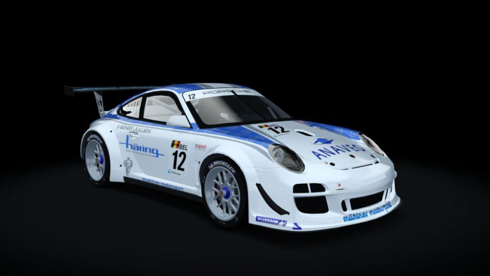 Porsche 997 cup r