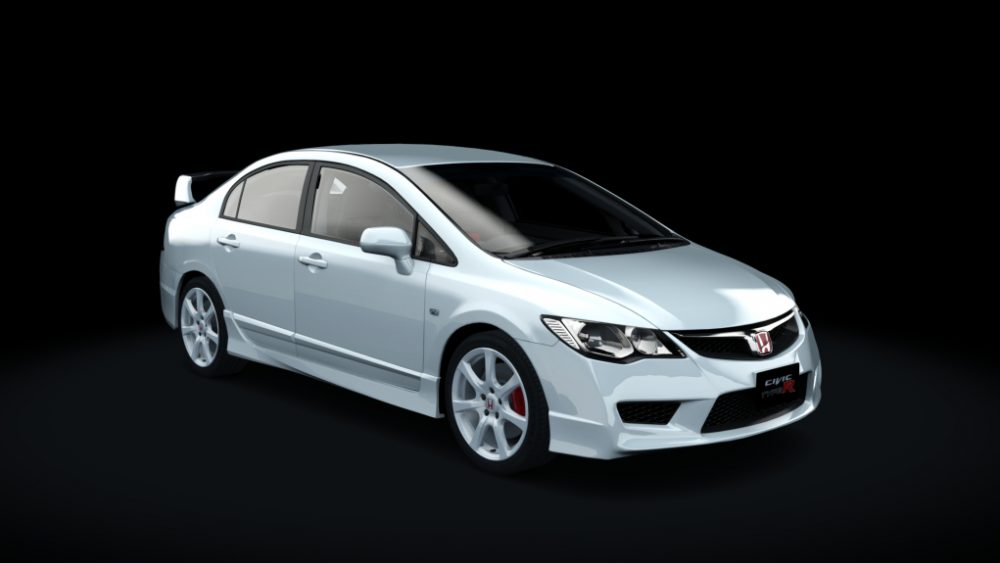 Honda Civic Type R 2008