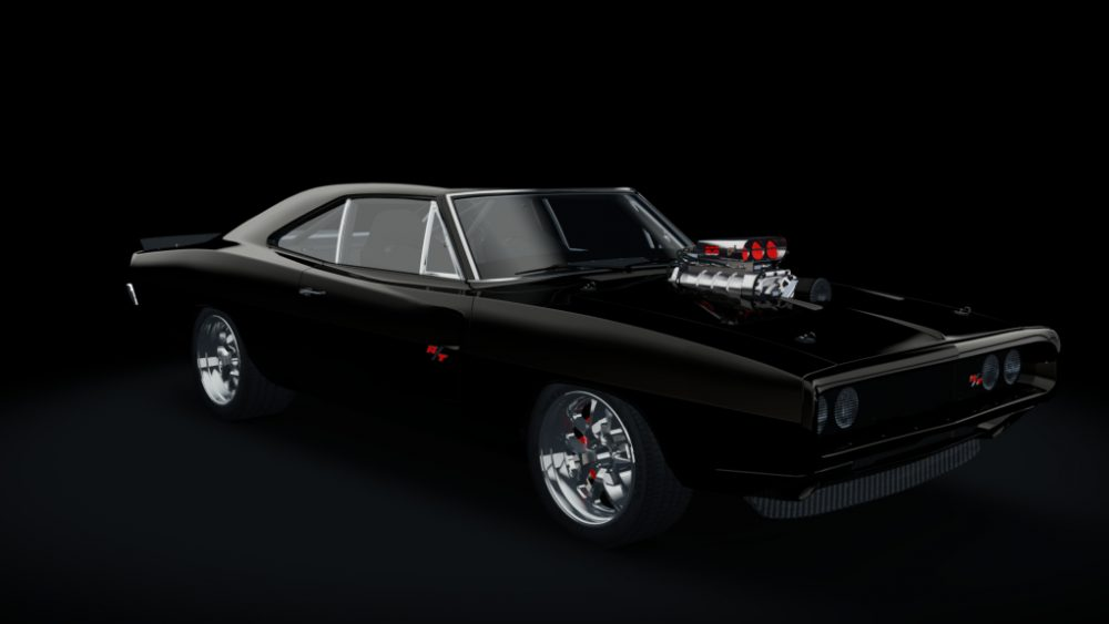 Dodge Charger ff